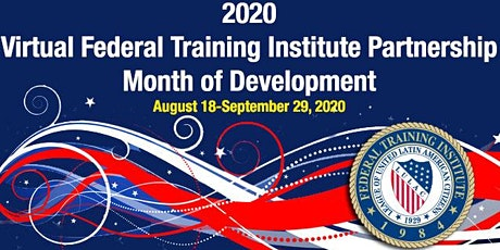 2020 Virtual Federal Training Institute Partnership Month of Development tickets