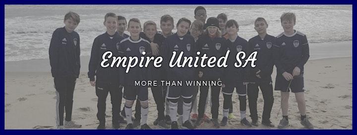 Empire United Elite Summer ID Camp image