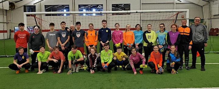 Empire United Goalkeeper Camp image