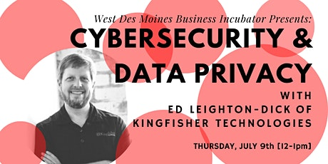 [VIRTUAL] Expert Advice // Cybersecurity & Data Privacy tickets