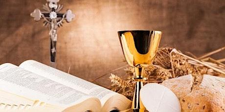 Misa de Acción de Gracias entradas