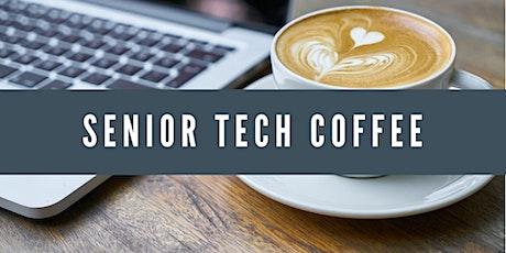 Senior Tech Coffee – Managing Your Passwords tickets