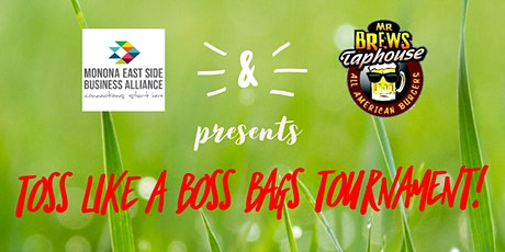 Boss of the Toss Bags Tournament tickets