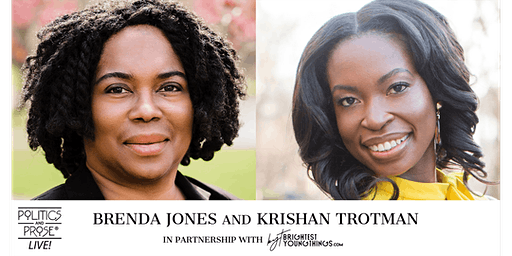"Brenda Jones & Krishan Trotman: ""Queens of the Resistance"""