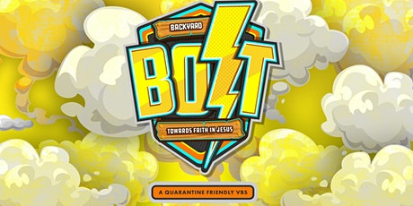 BOLT VBS at Connections Church, July 14-16 tickets