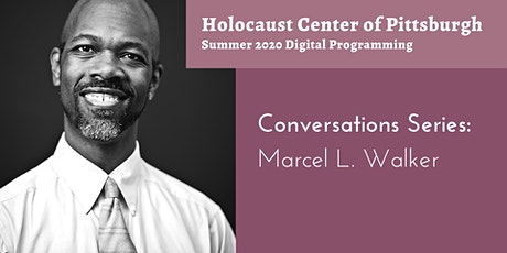 Conversations Series: Marcel L. Walker tickets