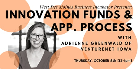 [VIRTUAL] Expert Advice // Innovation Funds & Application Process tickets