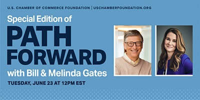 Path Forward Special Edition: A Conversation with Bill and Melinda Gates