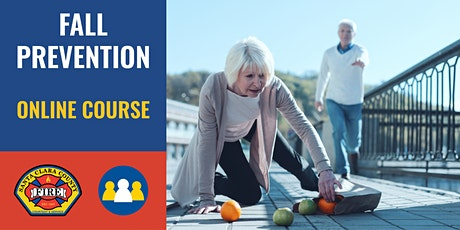 ONLINE Course: Fall Prevention  FREE tickets