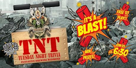Tuesday Night Trivia in Redmond tickets