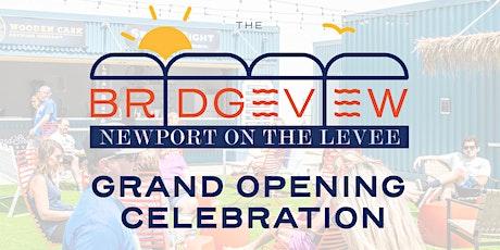 Bridgeview Box Park Grand Opening Celebration tickets