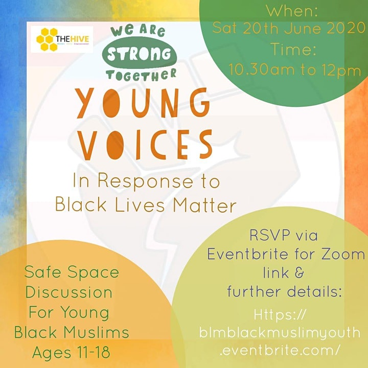 Young Voices - Black Muslim Youth Circle