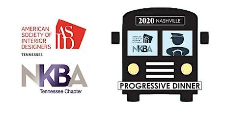 ASID/NKBA Progressive Dinner 2020 tickets