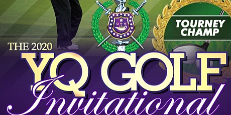 2020 YQ Golf Invitational tickets