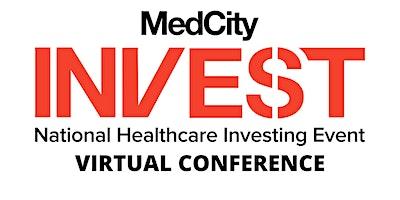 MedCity INVEST 2020 Virtual