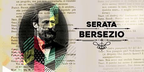 """Festival Pirandello e del '900 - """"Serata Bersezio"""" biglietti"""
