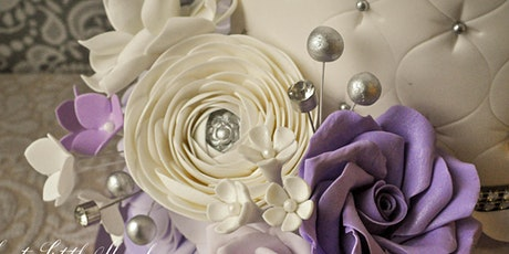 Learn To Make Modern Sugar Ranunculus at Fran's Cake and Candy Supplies tickets