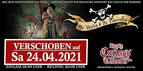 Mr. Hurley und die Pulveraffen Konzert 2021 WIRD VERSCHOBEN!!! Tickets
