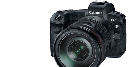 Glazer's Live: Getting Started with Canon Cameras tickets