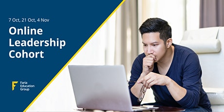 Online Leadership Cohort tickets
