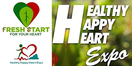 Healthy Happy Heart Expo! tickets