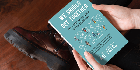 Kat Vellos' Author Talk at Seattle Public Library tickets
