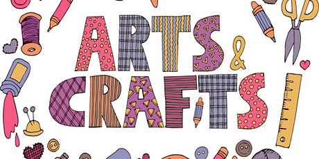 Arts & Crafts Series:  Make It & Take It! tickets