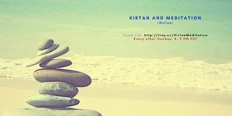 Kirtan Meditation tickets