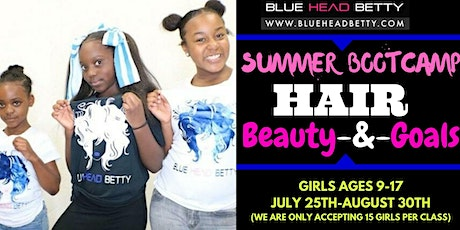 Hair & Beauty Bootcamp. July 25th  Class tickets