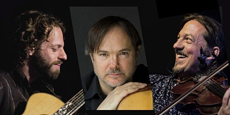 Schryer, Hillhouse and Dobres Outdoor Concerts- Two Shows! tickets