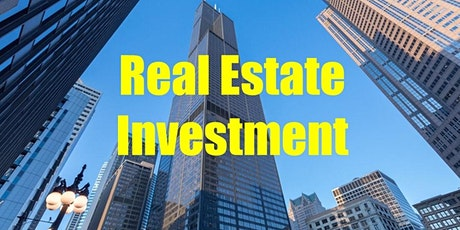 Zoom Webinar - Introduction to Wealth through Real Estate Investing tickets