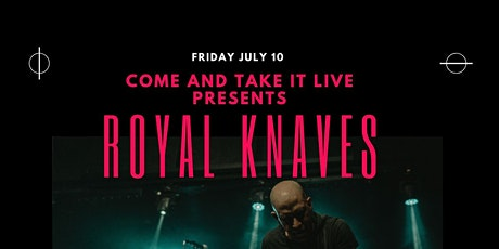 ROYAL KNAVES tickets