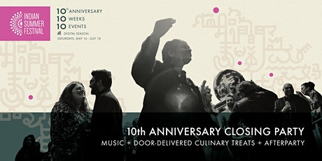 ISF2020: 10th Anniversary Closing Party tickets