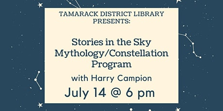 Stories in the Sky Mythology/Constellation Program tickets