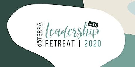dōTERRA AU/NZ Leadership Retreat LIVE 2020 tickets