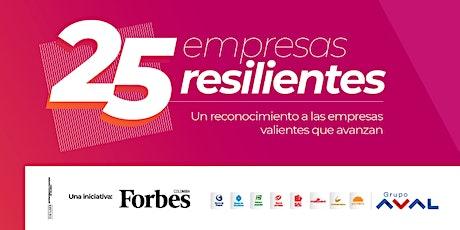 25 Empresas Resilientes  - Forbes Grupo Aval entradas