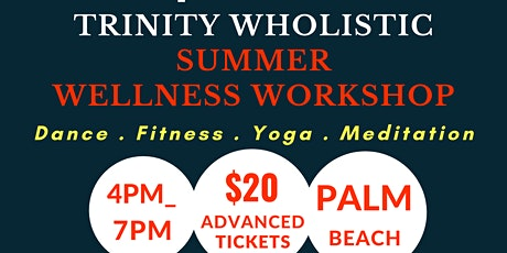 SUMMER WELLNESS WORKSHOP _ A Black Wellness Movement tickets