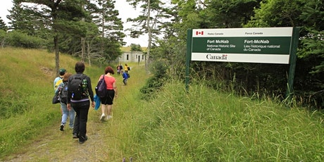 Discover McNabs Island: Heritage Tour -  July 5, 2020, 9:30 AM departure tickets