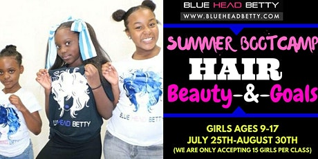 Hair & Beauty Bootcamp tickets