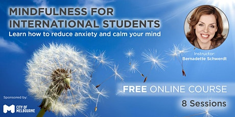 Mindfulness for International Students. tickets