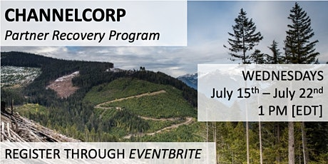PARTNER RECOVERY PROGRAM | Wednesdays, July 15th & 22nd tickets