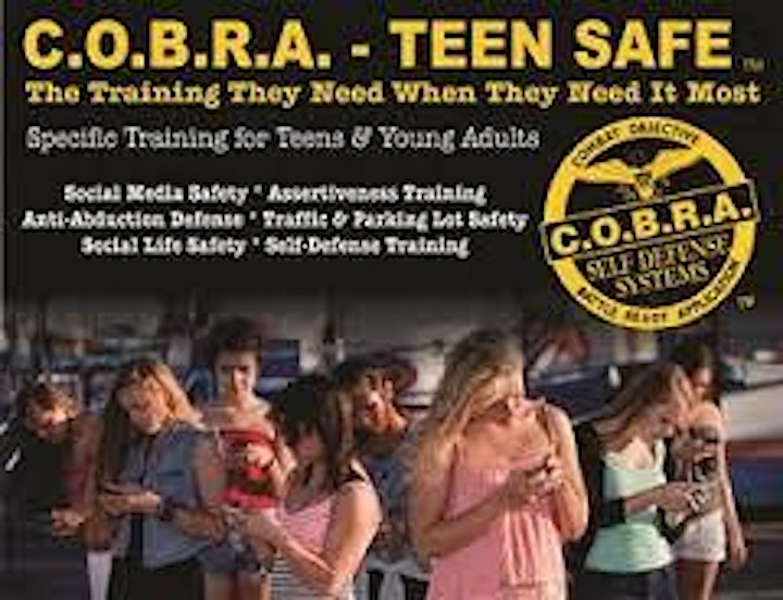 1 Day Self Defense Camp for Teens image