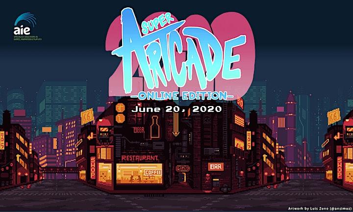 Artcade Indie Games  Festival 2020 image