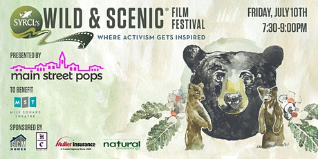 "Virtual Wild & Scenic Film Festival ""Intentional Adventure"" tickets"