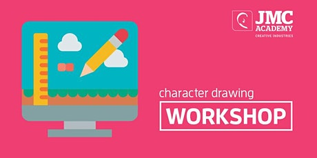 Character Drawing - Online High School Workshop tickets