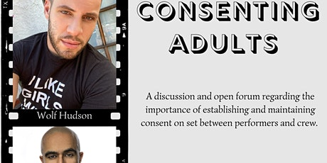 Consenting Adults: Men in Adult Industry tickets