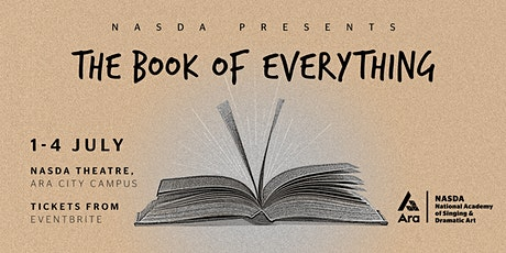 The Book of Everything tickets