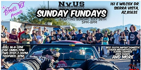 Sunday Fundays Sierra Vista tickets