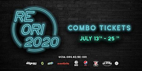 UCSA Re-Ori 2020 | Combo Tickets (R18) tickets