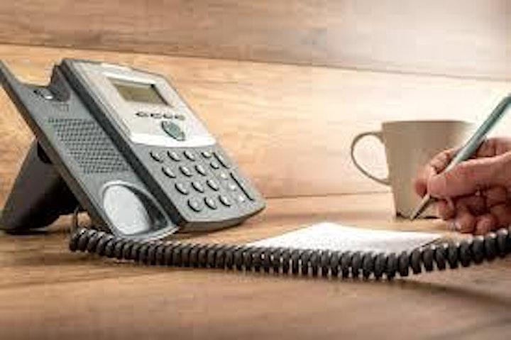 Telephone Counselling Skills image